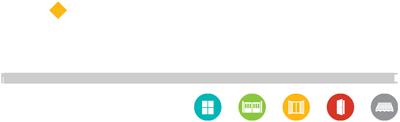FINESTRE – Fenêtres, portes, volets, portails – Alu, PVC, Bois Logo